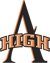 Ames High logo