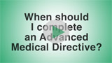 Medical Directive Video