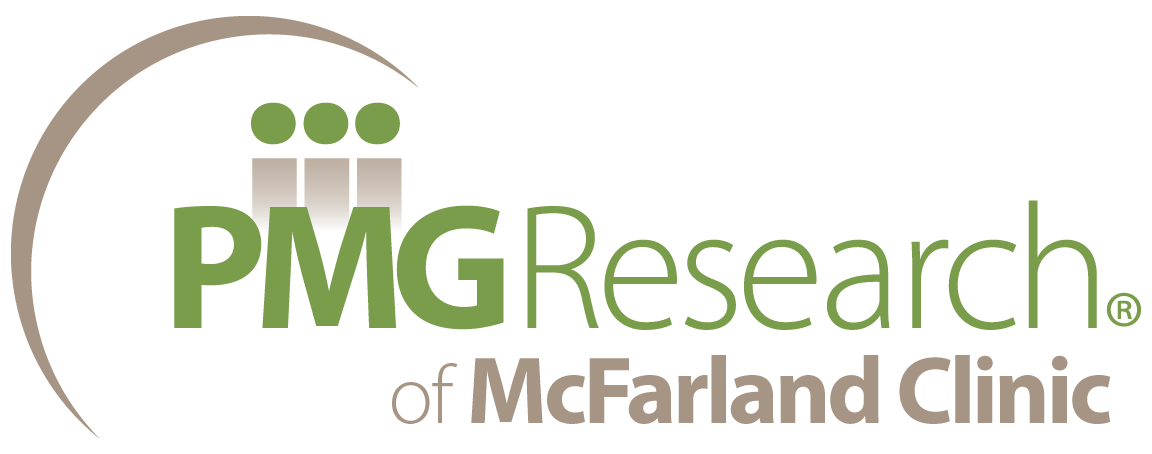 PMG Research of McFarland Clinic logo