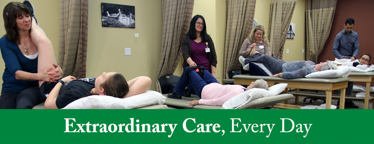 McFarland Clinic Physical Therapy: Extraordinary Care, Every Day