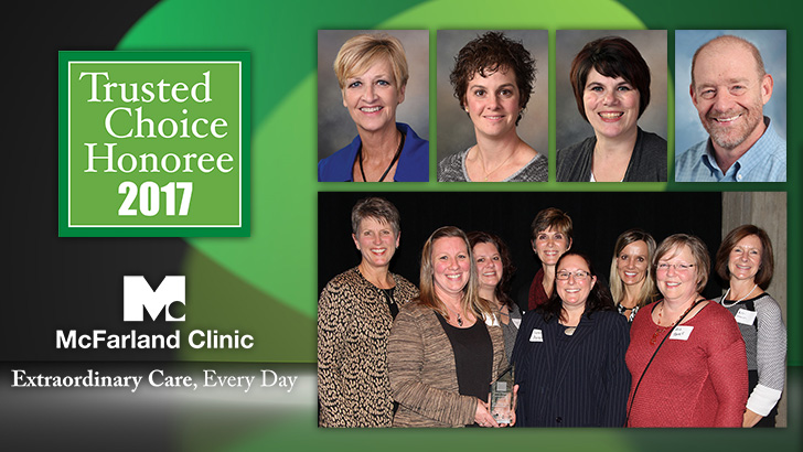 2016 Trusted Choice Honors