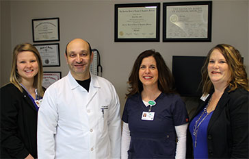 McFarland Vein Clinic team photo